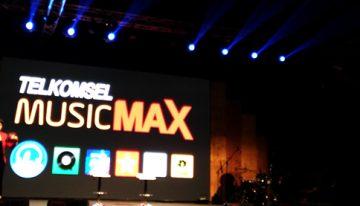 Untuk Best Music Experience bagi Pelanggan, Telkomsel Hadirkan MusicMAX dan LangitMusik