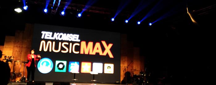 Photo of Untuk Best Music Experience bagi Pelanggan, Telkomsel Hadirkan MusicMAX dan LangitMusik