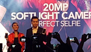 Vivo meluncurkan Vivo V5 dilengkapi kamera depan 20MP dengan fitur Softlight