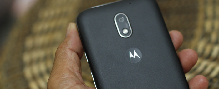 Photo of Moto E3 Power berdesain Simple dan Ergonomis