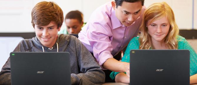 Photo of Acer Hadirkan Chromebook TravelMate B117 Didesain Khusus untuk Guru dan Pelajar