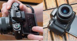 Canon EOS M5 memiliki jendela bidik resolusi tinggi dan mengubah format file foto RAW