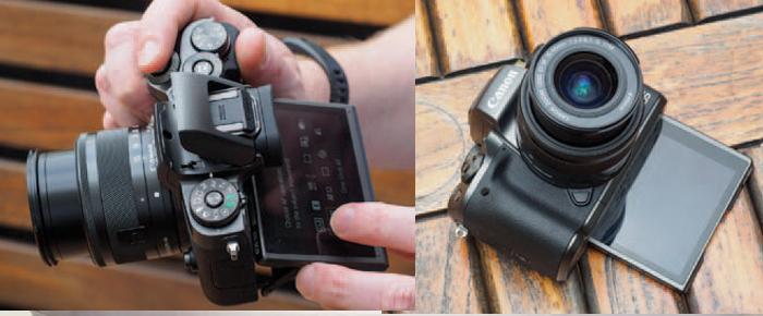 Photo of Canon EOS M5 memiliki jendela bidik resolusi tinggi dan mengubah format file foto RAW
