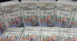 Samsung Galaxy J7 2016 Updating yang signifikan dengan Desain yang tetap Elegan
