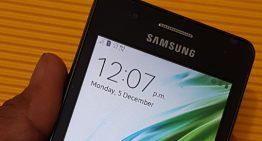 Samsung Z2 Menyasar segmen kelas low-entry, dengan OS Tizen dan Koneksi 4G