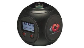 Cyclops 360 4K, Kamera 360 Untuk Petualang Bermotor