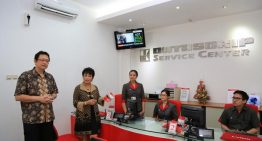 Datascrip  Resmikan Service Center  di Manado