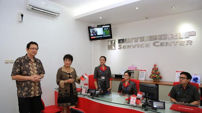Photo of Datascrip Resmikan Service Center di Manado