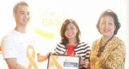 Bisnis Menggurita, Alfacart.com Galang Bantuan Untuk  Anak-anak Penderita Kanker