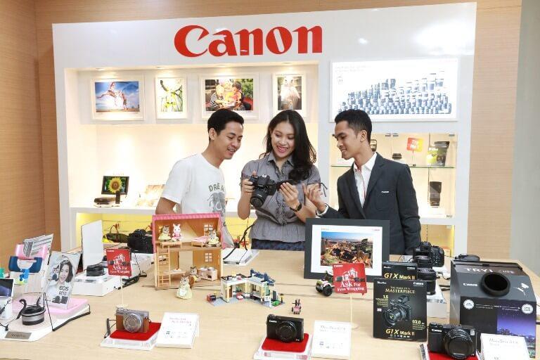 Canon Kini Hadirkan Image Square di Panglima Polim Jakarta (1)