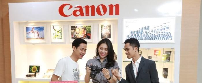 Photo of Canon Kini Hadirkan Image Square di Panglima Polim Jakarta