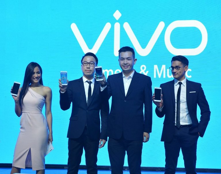 Vivo Rilis V5 Plus, ---The Next Level--- Henpon Selfie (1)