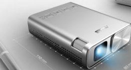 Asus ZenBeam E1, Proyektor Saku Buat Android