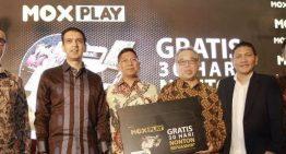 XL Luncurkan Kartu MOX Play, Wujud Dukungan ke Perfilman Nasional