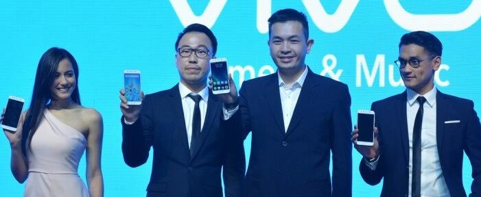 Photo of Vivo Rilis V5 Plus, 'The Next Level' Henpon Selfie
