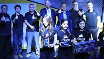 CORSAIR Luncurkan Mouse Gaming HARPOON RGB dan Keyboard Gaming K55 RGB