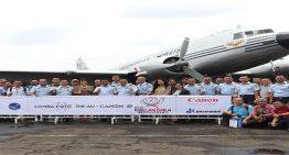 Canon dan TNI AU Menggelar Lomba Foto dalam merayakan Bulan Dirgantara Indonesia 2017