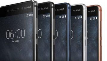 Nokia 3, 5 dan 6, Android Perdana Untuk Dunia