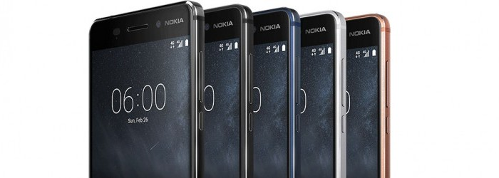 Photo of Nokia 3, 5 dan 6, Android Perdana Untuk Dunia