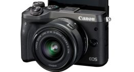Canon EOS M6: Kamera Mirrorless Ringkas dan ringan