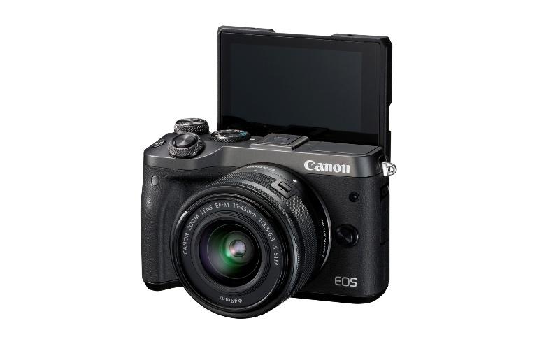 Gadget Canon EOS M6