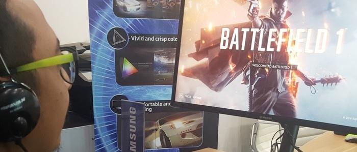 Photo of Samsung Curved Gaming Monitor CFG70: Layar Lengkung Untuk Gaming