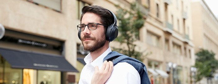 Photo of Sony MDR-1000X: Noise Cancelling di Headphone Nirkabel