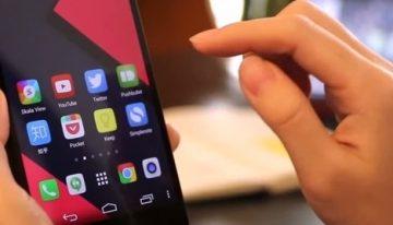 GO Launcher EX, Aplikasi Antarmuka Android Terbaik