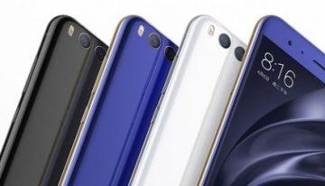 Xiaomi Mi6, Disuntik Prosesor Snapdragon 835 dan RAM 6GB