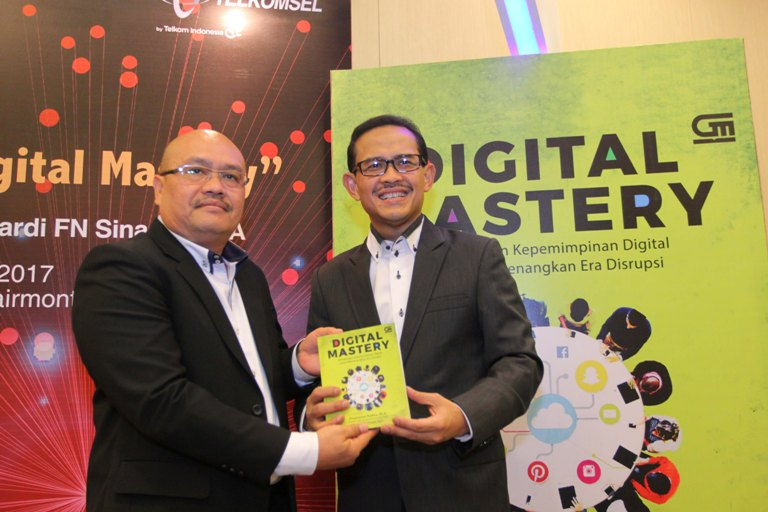 Telkomsel Rilis Program Digital Mastery, Dorong Transformasi Perusahaan ke Teknologi Digital