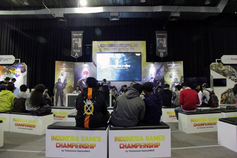 Telkomsel Sukses Gelar Ajang Kompetisi Indonesia Games Championship