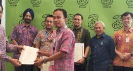 SDM di Hutchison 3 Indonesia Tersertifikasi Badan Nasional Sertifikasi Profesi