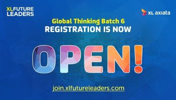 XL Future Leaders Global Thinking Siapkan Pemuda Berkualitas di Era Digital