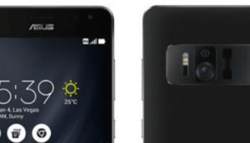 ASUS Zenfone AR, Punya RAM 8GB Disuntik Snapdragon 821