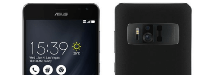 Photo of ASUS Zenfone AR, Punya RAM 8GB Disuntik Snapdragon 821