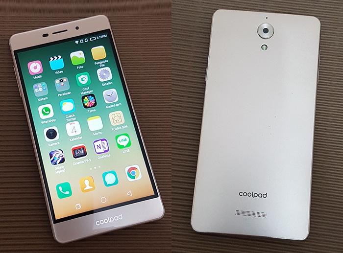 Coolpad E502 5