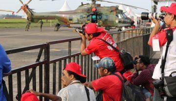 Apresiasikan Bulan Dirgantara Indonesia 2017, Canon Gelar Lomba Fotografi