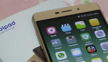 Coolpad E502 Henpon Kelas Menengah Untuk Pecinta Selfie