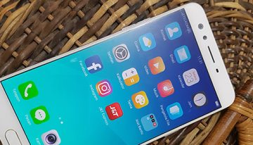 OPPO F3 PLUS : Sensasi Selfie Dengan Doble Kamera