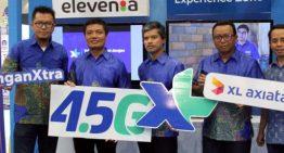 XL Axiata Hadirkan 4G LTE di Samarinda dan Balikpapan
