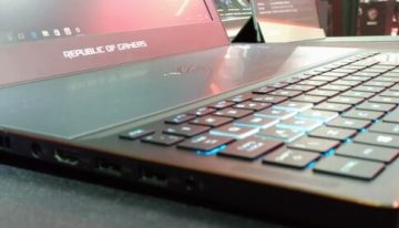 ASUS ROG Zephyrus, Notebook Gaming Paling Tipis Sedunia