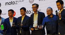 Untuk kawasan ASEAN Motorola Meluncurkan Moto Z2 Play dengan Moto ModsTM