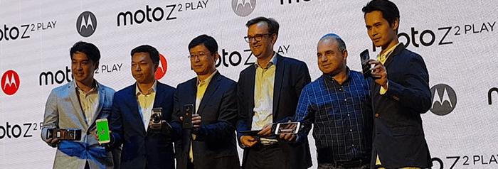 Photo of Untuk kawasan ASEAN Motorola Meluncurkan Moto Z2 Play dengan Moto ModsTM