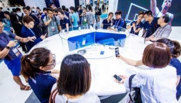 Inovasi Vivo Smartphone di MWC Shanghai 2017 Curi Perhatian