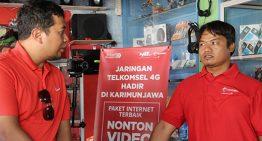 Telkomsel 4G LTE Hadir di Kepulauan Karimunjawa yang kecepatannya bisa mencapai 75 Mbps