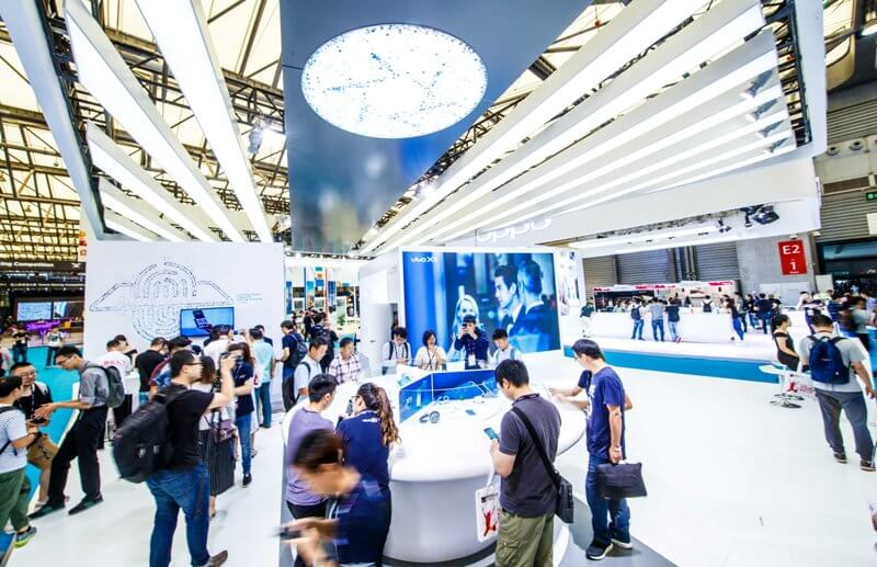 Vivo on MWC Shanghai 2017