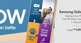 Samsung Galaxy J Pro Series Menyerbu Indonesia