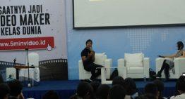 Untuk Dorong Filmmaker Asal Banten di Tingkat Internasional, Telkomsel Gelar Workshop 'The 5-Min Video Challenge: Season 2'