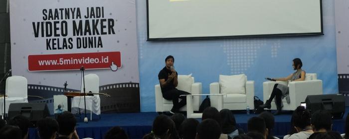 Photo of Untuk Dorong Filmmaker Asal Banten di Tingkat Internasional, Telkomsel Gelar Workshop 'The 5-Min Video Challenge: Season 2'