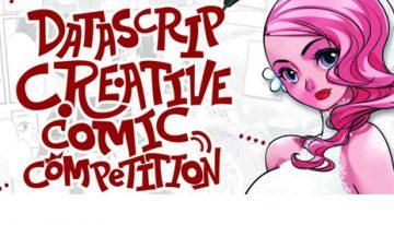"""Datascrip Gelar """"Datascrip Creative Comic Competition"""" Untuk Dukung Kreativitas Komikus Muda"""